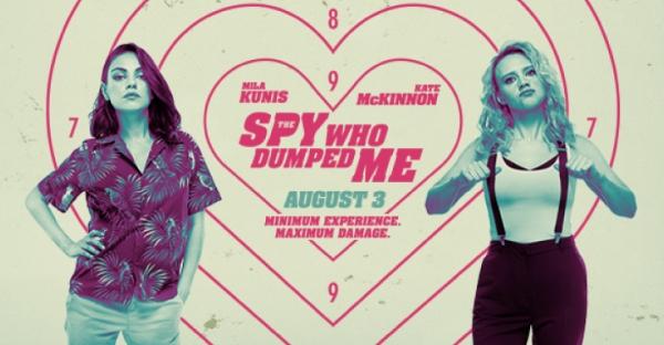 รีวิว The Spy Who Dumped Me: เมื่อแฟนขอเลิก แถมยังฝากภารกิจกู้โลกไว้ให้