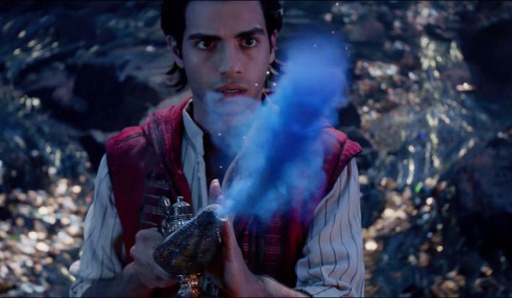 Aladdin 2019 trailer